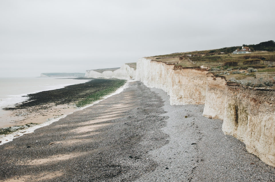 Travelogue | Eastbourne | Birling Gap and the Seven Sisters