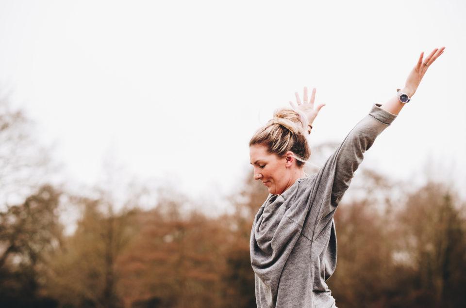 Layna Winckworth | London Yoga Photographer