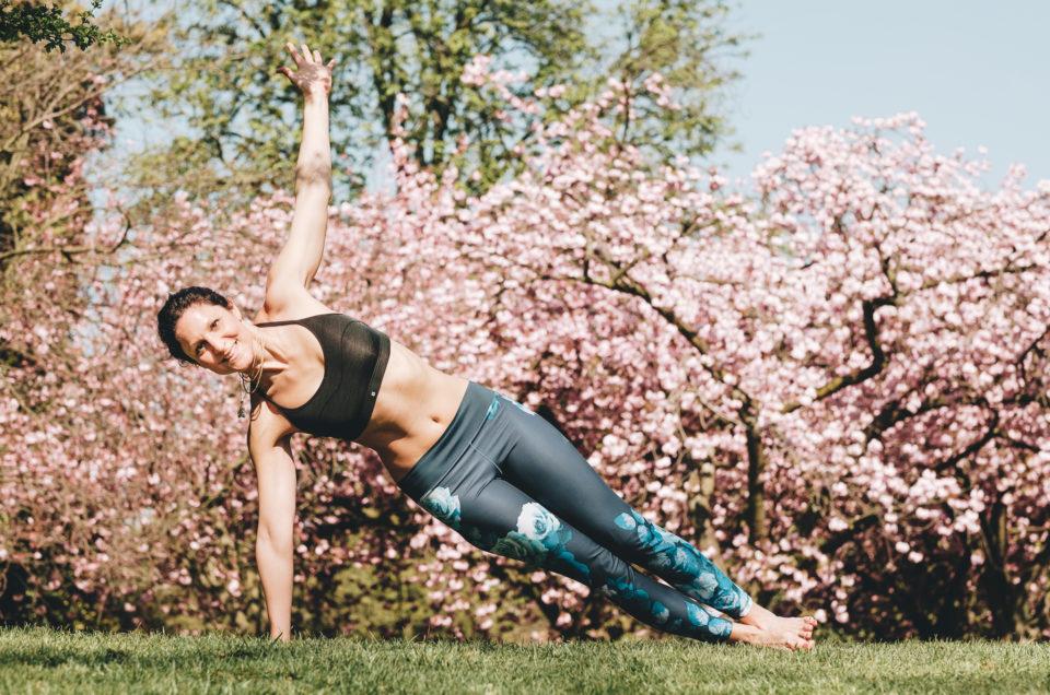 Alma Yoga | London Yoga Photographer