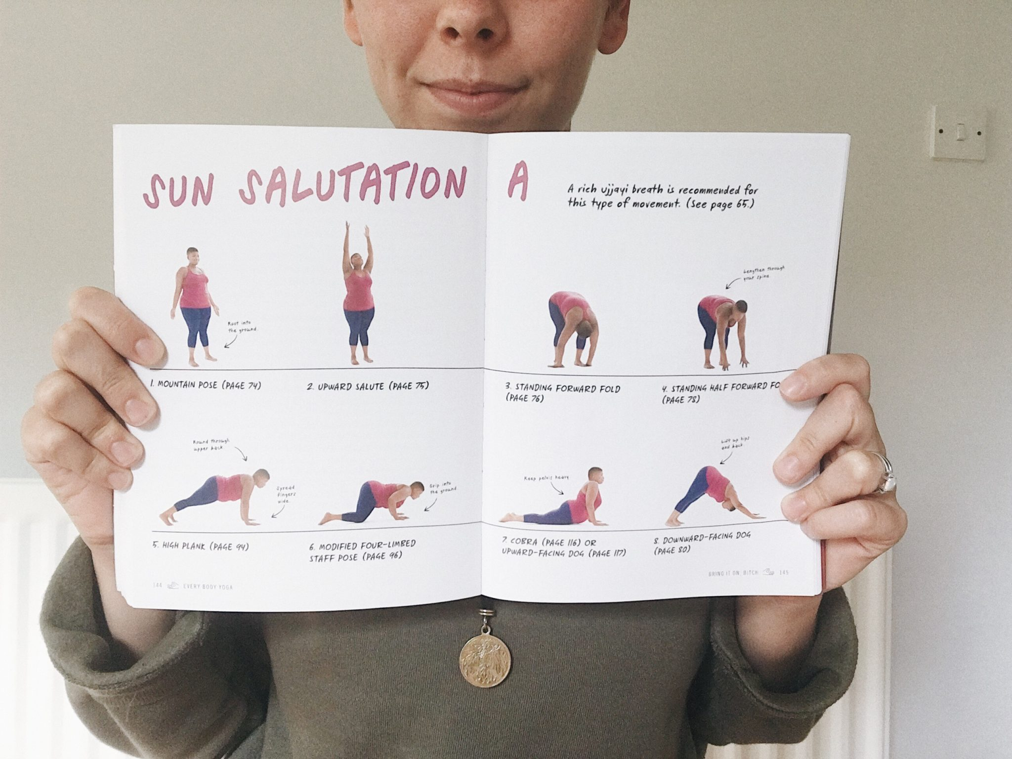 Every Body Yoga Jessamyn Stanley