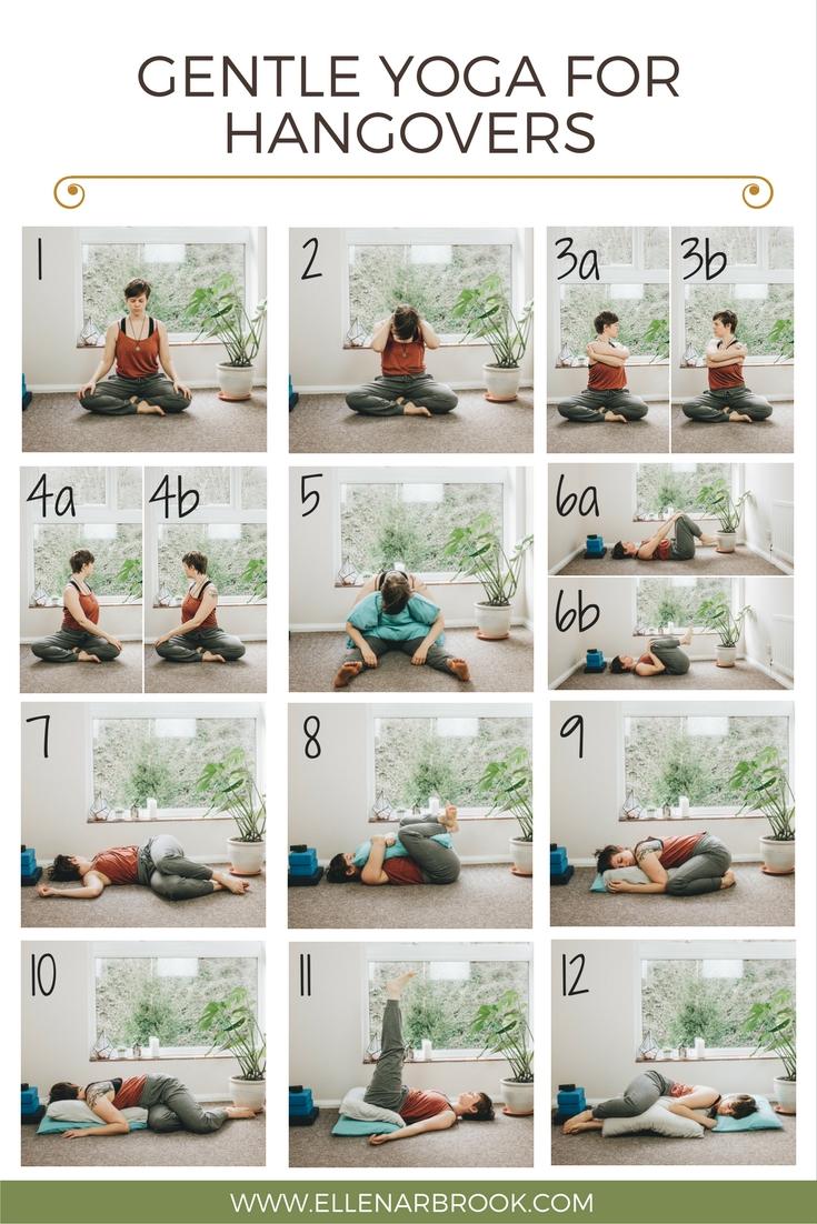Gentle Yoga for Hangovers