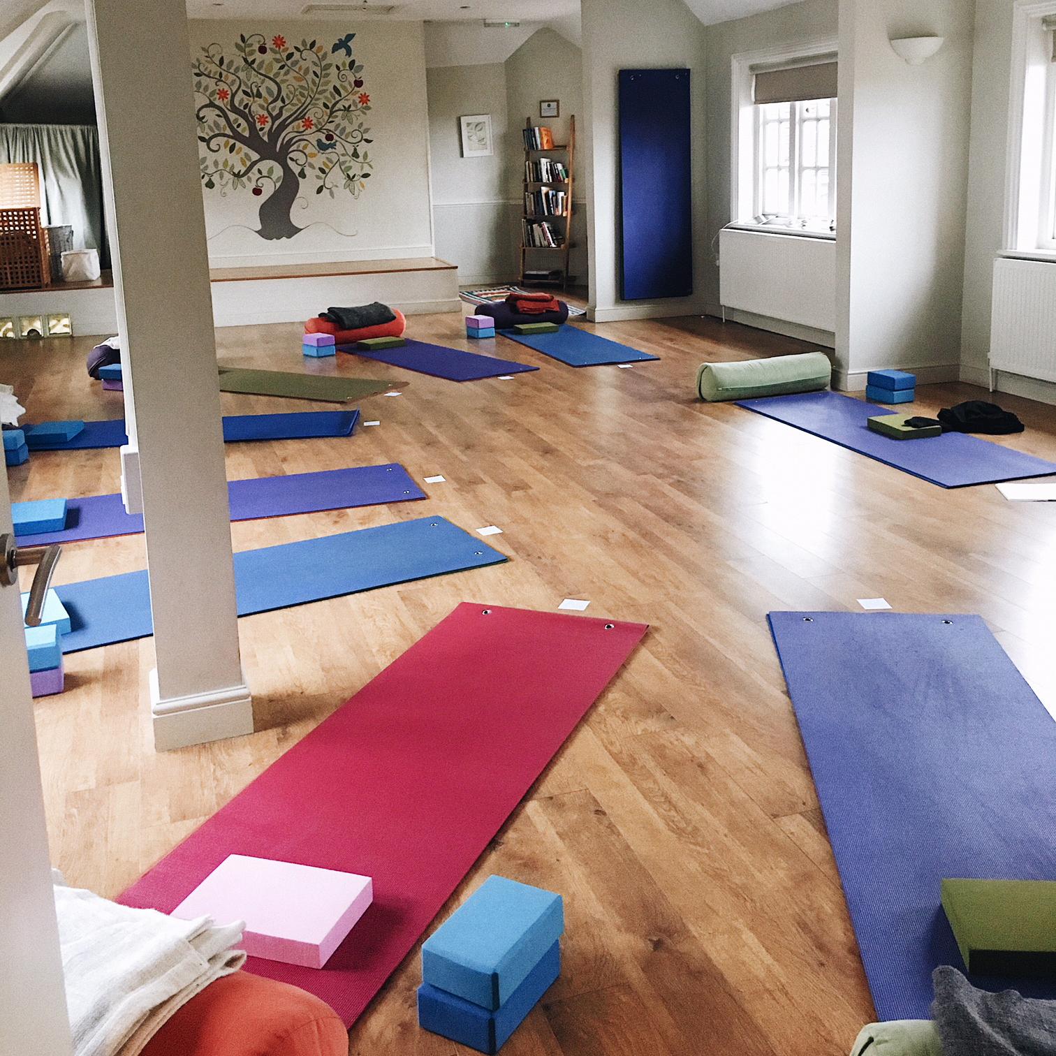 Godalming Yoga Elle Narbrook