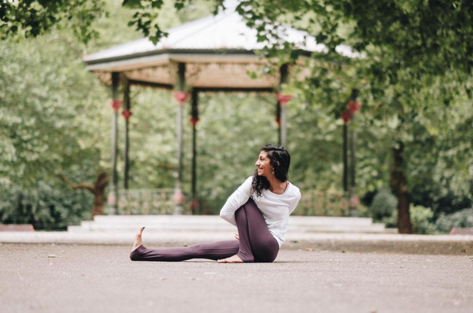 Zainab | London Yoga Photographers