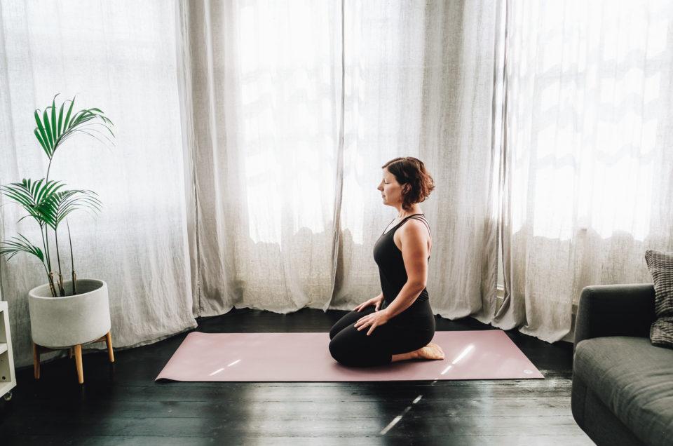 Jos Smith | London Yoga Photographer