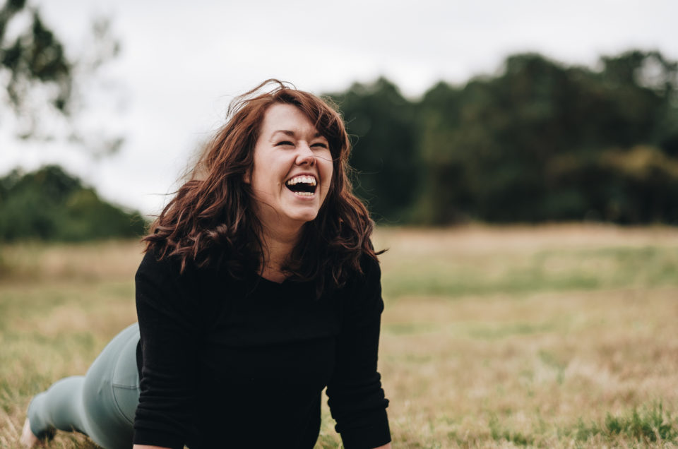 Aisling Twomey | London Yoga Photographer