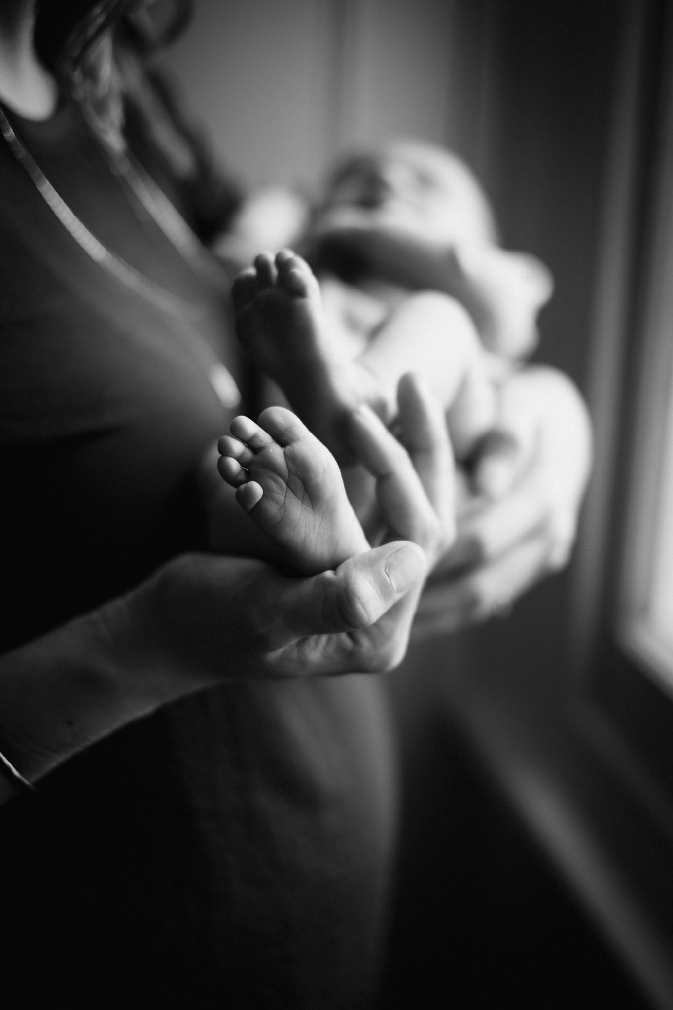 Warwickshire Newborn Photographer