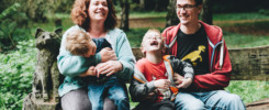Warwickshire Family Photographer